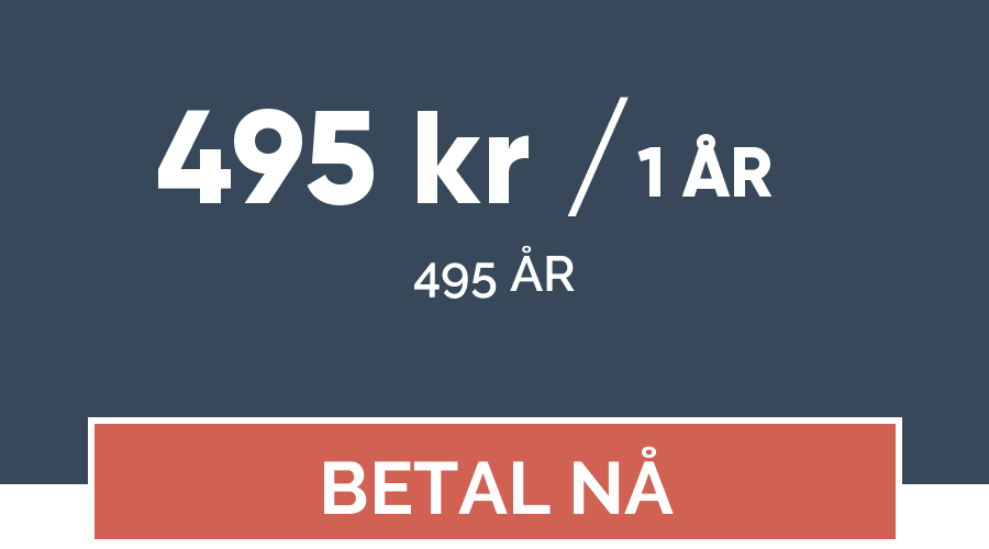nummer registrering